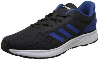 Adidas Men Running Shoes ( Black )
