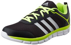 Adidas Men & Unisex Black Running Shoes