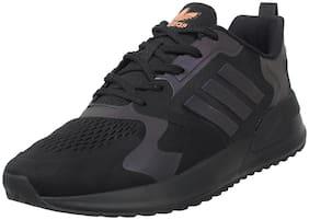 Adidas Men Original's XPLR Running Shoes ( Black )