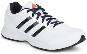Adidas Men's White Running Sport Shoes