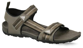 622b1041e Buy Adidas Men Green Sandals   Floaters Online at Low Prices in ...