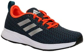 Adidas Men's Kivaro 1M Red Running Shoes