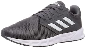 Adidas Men Showtheway Running Shoes ( Grey )
