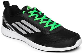 Adidas Men's Cblack, Silvmt and Sollim Adiray M Running Shoes (BA2595)