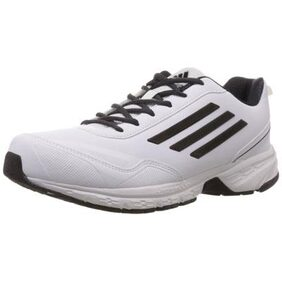 adidas Men's Lite Primo Syn White Running Shoes