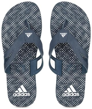 d205c9c27 Buy Adidas Men Navy Blue Outdoor Slippers Online at Low Prices in ...