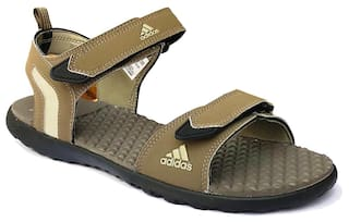 bc5b01534c39 Buy Adidas Men Green Sandals   Floaters Online at Low Prices in ...