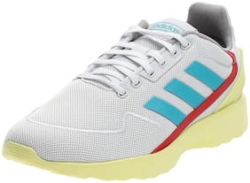 Adidas Men Nebzed Running Shoes ( Multi-Color )