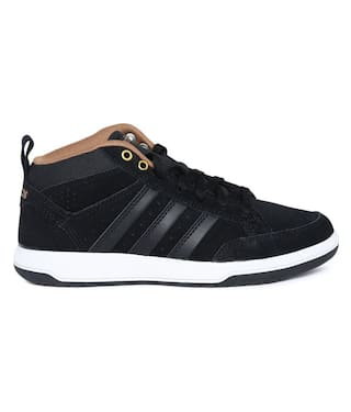 99b98cfa0ac7 Buy Adidas Men Black Casual Shoes Online at Low Prices in India ...