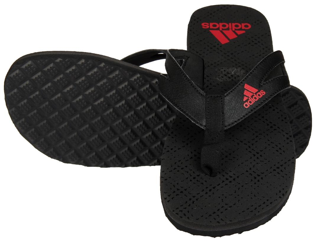 87bd6af0ed232 Buy Adidas Men Black Outdoor Slippers Online at Low Prices in India -  Paytmmall.com
