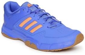 Adidas Men QUICK FORCE 3.1 Badminton/Squash Shoes ( Blue )