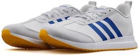 Adidas Men Running Shoes ( White )