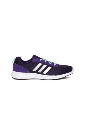 Adidas Women Purple Running Shoes
