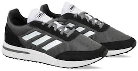 Adidas Unisex RUN70S Running Shoes ( Black )