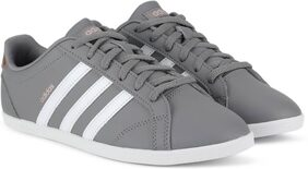 Adidas Women Grey Sneakers
