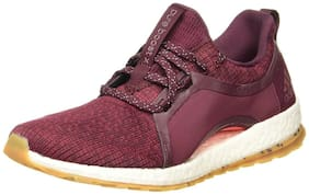 Adidas Women's Pureboost X All Terrain Rednit/Mysrub/Eascor Running Shoes - 5 UK/India (38 EU)