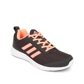adidas Women's Yking 1.0 Black Running Shoes