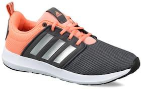 Adidas Women Running shoes ( Grey )