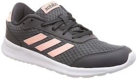 Adidas Women Quickspike Running shoes ( Grey )