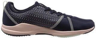 Adidas Women Women Training Shoes Navy Blue Running Shoes