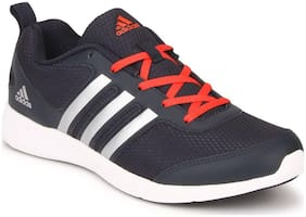 Adidas Men YKING Walking Shoes ( Black & Red )