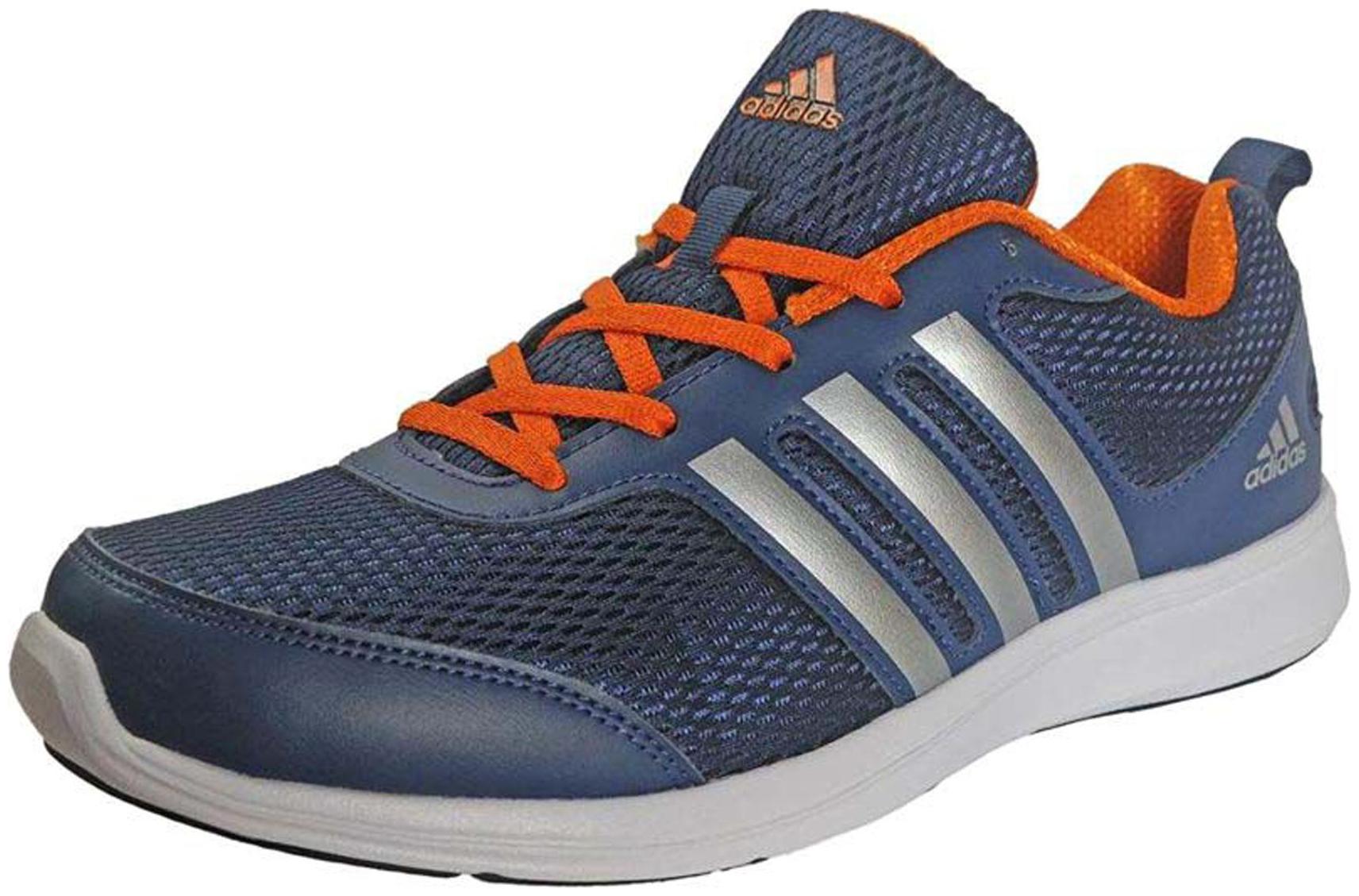 Adidas Men YKING M Walking Shoes ( Blue