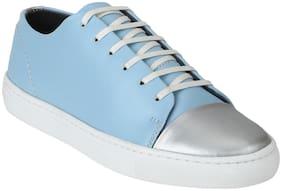 Aditi Wasan Women Blue Casual Shoes