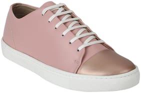 Aditi Wasan Women Pink Casual Shoes
