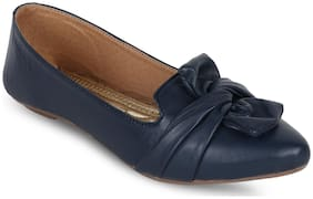 Adjoin Steps Women Blue Bellie