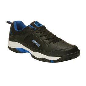 Admiral Men's Court Black R.Blue Tennis Shoes