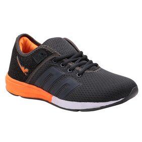 Aero Fax Men Black Running Shoes - Fbattlegr_6