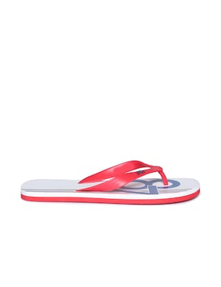 74e400335847 Buy Aeropostale Men White Flipflop Online at Low Prices in India ...