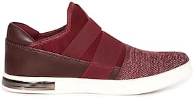 Aeropostale Men Red Casual Shoes -