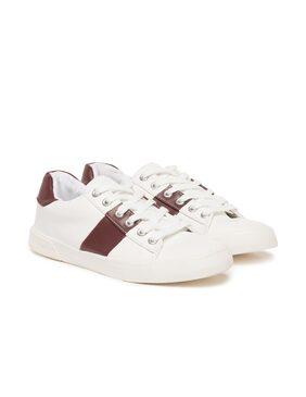 Aeropostale Women White Sneakers