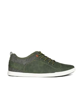 Aeropostale Men Green Sneakers - 2601811874