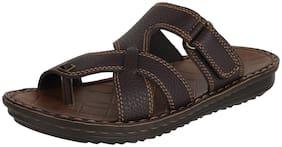 Aerowalk Men Brown Flip-Flops - 1 Pair