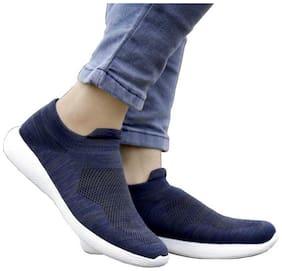 SocksNavyBlue Training/Gym Shoes For Men ( Navy Blue )