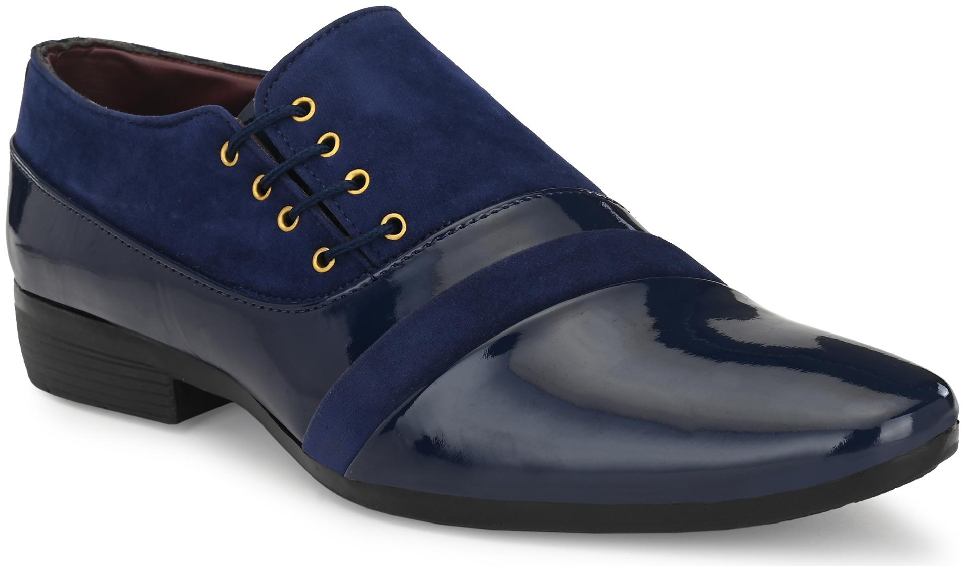 Afreet Monk Party Wear Shoes Beige 6