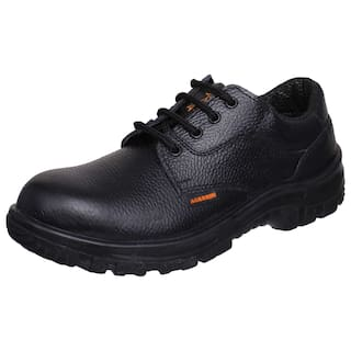 2db92c3ca1f10d Buy Agarson Men Black Boot - Ertiga-safetyshoes-01 Online at Low ...