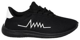 AIRBIRD Men Black Casual Shoes -