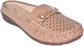 Ajanta Women Brown Casual Shoes