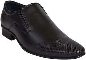Ajanta Men Black Formal Shoes