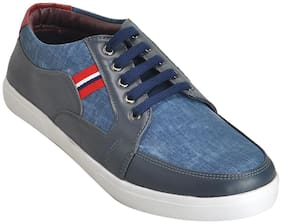 Ajanta Men Grey Casual Shoes