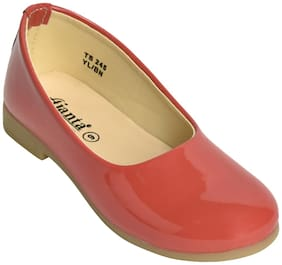 Ajanta Women Pink Bellie