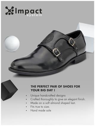 Alberto Torresi PROTOM BLACK formal Shoes