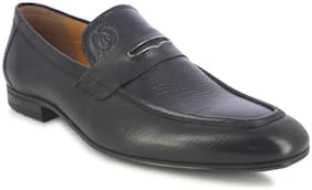 Men Black Slip-On Formal Shoes ,Pack Of 1 Pair