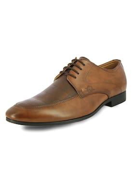 Alberto Torresi Men Brown Formal Shoes - 64268