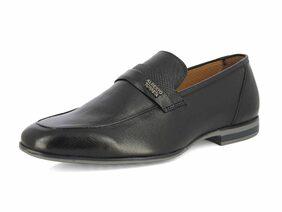 Alberto Torresi Men Black Formal Shoes - 62516