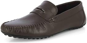 Alberto Torresi Men Brown Loafer