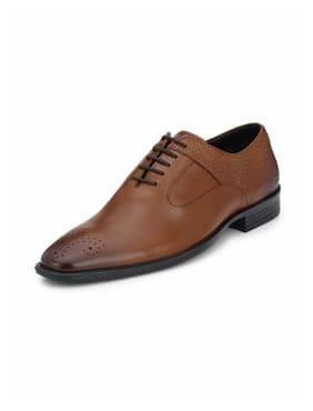 3e5824ea3f6 Alberto Torresi Men Tan Formal Shoes